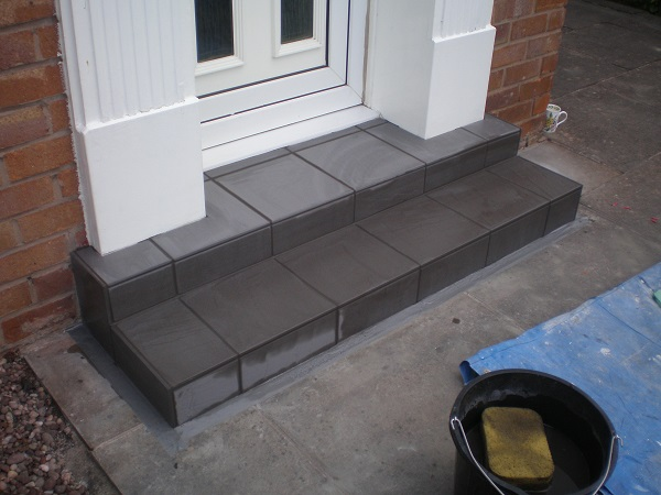 Front Doorstep Work Stockport