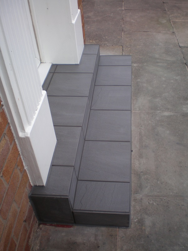 Front Doorstep Project & Front Doorstep Work Stockport